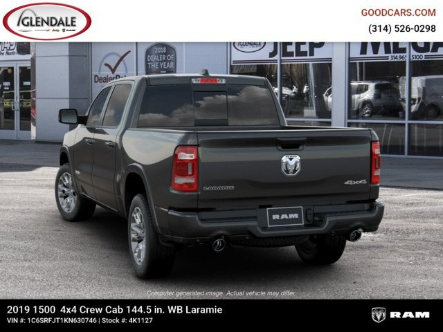 2019 Ram 1500 Crew Cab 4x4,  Pickup #4K1127 - photo 6