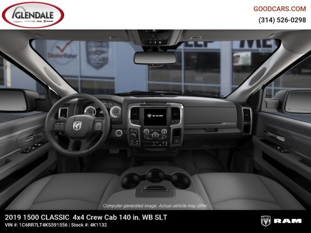 2019 Ram 1500 Crew Cab 4x4,  Pickup #4K1132 - photo 13