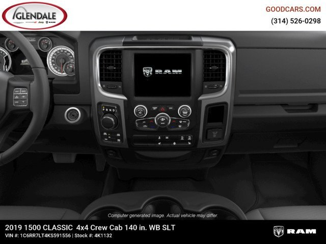 2019 Ram 1500 Crew Cab 4x4,  Pickup #4K1132 - photo 15