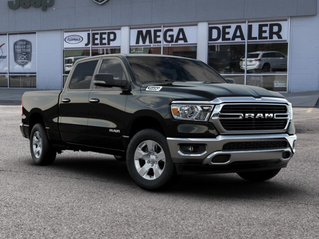 2019 Ram 1500 Crew Cab 4x4,  Pickup #4K1135 - photo 19