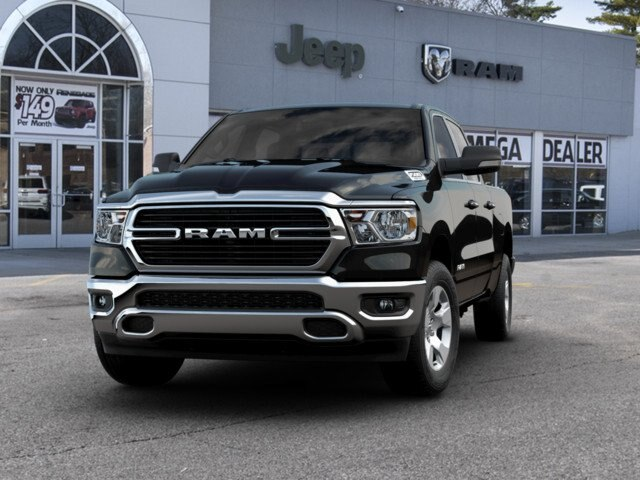 2019 Ram 1500 Crew Cab 4x4,  Pickup #4K1135 - photo 14