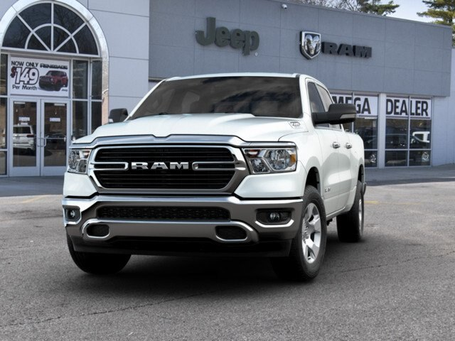 2019 Ram 1500 Crew Cab 4x4,  Pickup #4K1138 - photo 11