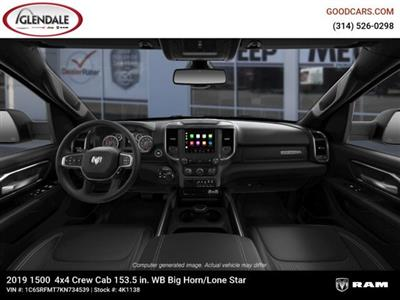 2019 Ram 1500 Crew Cab 4x4,  Pickup #4K1138 - photo 9