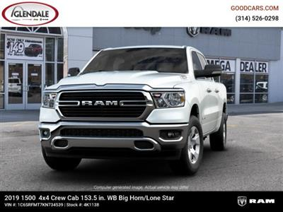 2019 Ram 1500 Crew Cab 4x4,  Pickup #4K1138 - photo 2