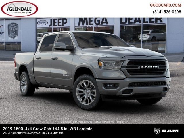 2019 Ram 1500 Crew Cab 4x4,  Pickup #4K1139 - photo 11