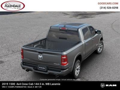 2019 Ram 1500 Crew Cab 4x4,  Pickup #4K1139 - photo 8