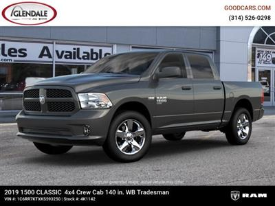 2019 Ram 1500 Crew Cab 4x4,  Pickup #4K1142 - photo 1