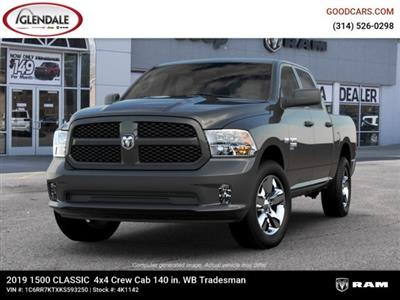 2019 Ram 1500 Crew Cab 4x4,  Pickup #4K1142 - photo 4