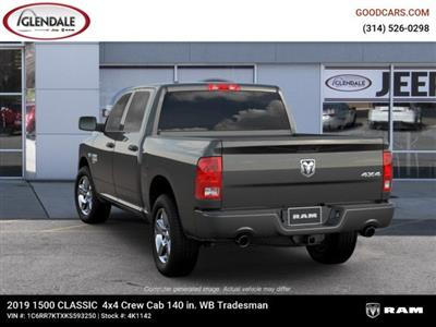 2019 Ram 1500 Crew Cab 4x4,  Pickup #4K1142 - photo 6