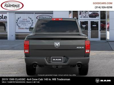 2019 Ram 1500 Crew Cab 4x4,  Pickup #4K1142 - photo 7