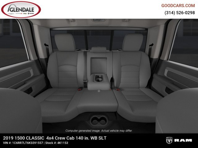 2019 Ram 1500 Crew Cab 4x4,  Pickup #4K1153 - photo 19