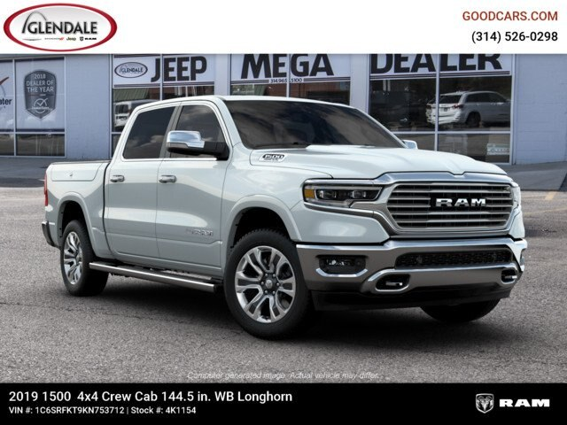 2019 Ram 1500 Crew Cab 4x4,  Pickup #4K1154 - photo 11