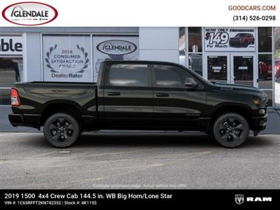 2019 Ram 1500 Crew Cab 4x4,  Pickup #4K1155 - photo 10