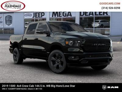 2019 Ram 1500 Crew Cab 4x4,  Pickup #4K1155 - photo 11