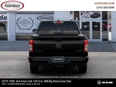 2019 Ram 1500 Crew Cab 4x4,  Pickup #4K1155 - photo 7