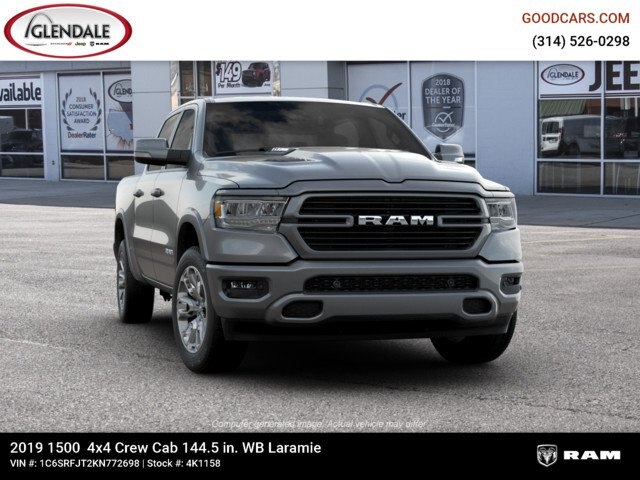 2019 Ram 1500 Crew Cab 4x4,  Pickup #4K1158 - photo 12