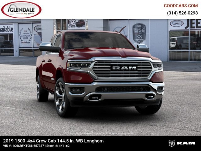 2019 Ram 1500 Crew Cab 4x4,  Pickup #4K1162 - photo 12