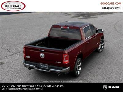 2019 Ram 1500 Crew Cab 4x4,  Pickup #4K1162 - photo 8