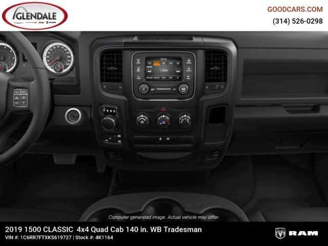 2019 Ram 1500 Quad Cab 4x4,  Pickup #4K1164 - photo 15
