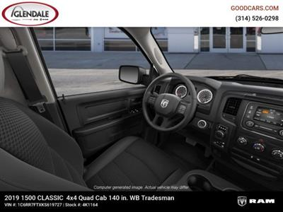 2019 Ram 1500 Quad Cab 4x4,  Pickup #4K1164 - photo 18