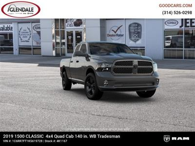 2019 Ram 1500 Quad Cab 4x4,  Pickup #4K1167 - photo 12