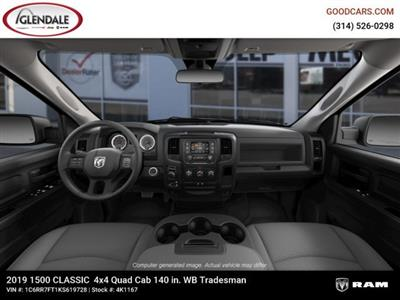 2019 Ram 1500 Quad Cab 4x4,  Pickup #4K1167 - photo 13