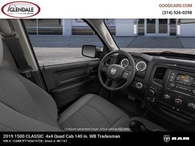 2019 Ram 1500 Quad Cab 4x4,  Pickup #4K1167 - photo 18