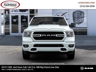 2019 Ram 1500 Crew Cab 4x4,  Pickup #4K1175 - photo 3