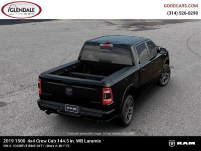 2019 Ram 1500 Crew Cab 4x4,  Pickup #4K1176 - photo 8