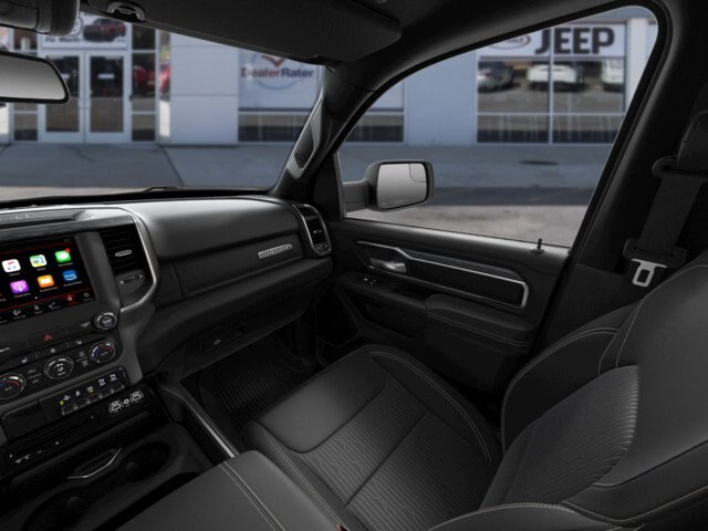2019 Ram 1500 Crew Cab 4x4,  Pickup #4K1178 - photo 9