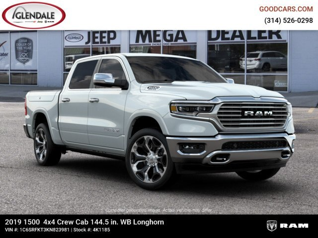 2019 Ram 1500 Crew Cab 4x4,  Pickup #4K1185 - photo 11