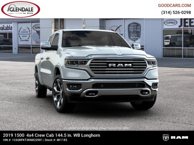 2019 Ram 1500 Crew Cab 4x4,  Pickup #4K1185 - photo 12