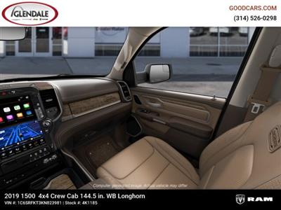 2019 Ram 1500 Crew Cab 4x4,  Pickup #4K1185 - photo 17