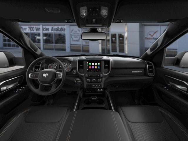 2019 Ram 1500 Crew Cab 4x4,  Pickup #4K1192 - photo 7