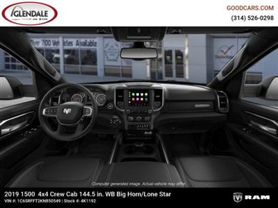 2019 Ram 1500 Crew Cab 4x4,  Pickup #4K1192 - photo 2