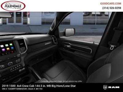 2019 Ram 1500 Crew Cab 4x4,  Pickup #4K1192 - photo 14