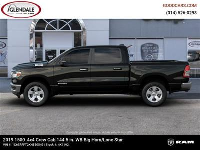 2019 Ram 1500 Crew Cab 4x4,  Pickup #4K1192 - photo 4