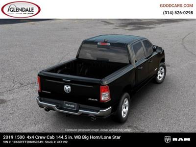 2019 Ram 1500 Crew Cab 4x4,  Pickup #4K1192 - photo 5