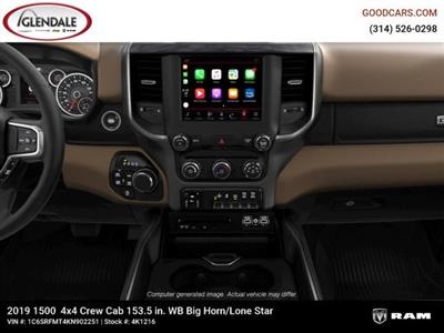 2019 Ram 1500 Crew Cab 4x4,  Pickup #4K1216 - photo 15