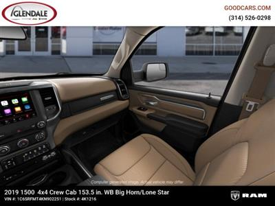 2019 Ram 1500 Crew Cab 4x4,  Pickup #4K1216 - photo 17