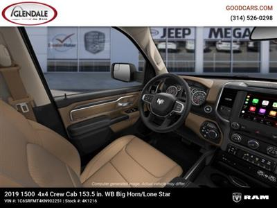 2019 Ram 1500 Crew Cab 4x4,  Pickup #4K1216 - photo 18