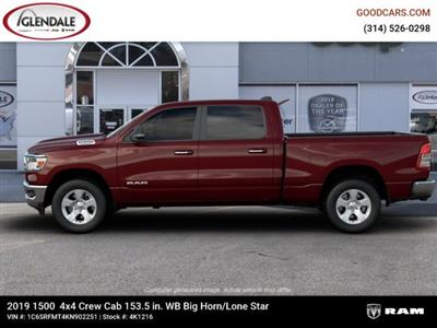 2019 Ram 1500 Crew Cab 4x4,  Pickup #4K1216 - photo 5