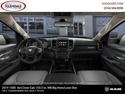2019 Ram 1500 Crew Cab 4x4,  Pickup #4K1224 - photo 13