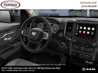 2019 Ram 1500 Crew Cab 4x4,  Pickup #4K1224 - photo 14
