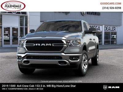 2019 Ram 1500 Crew Cab 4x4,  Pickup #4K1224 - photo 4