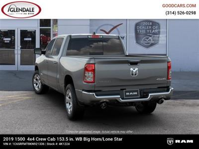 2019 Ram 1500 Crew Cab 4x4,  Pickup #4K1224 - photo 6