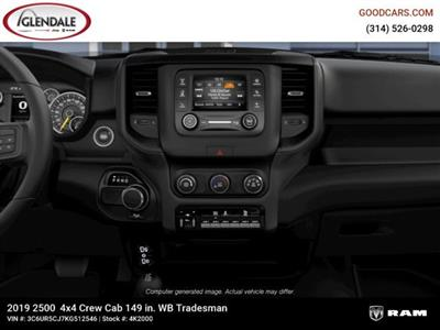 2019 Ram 2500 Crew Cab 4x4,  Pickup #4K2000 - photo 15