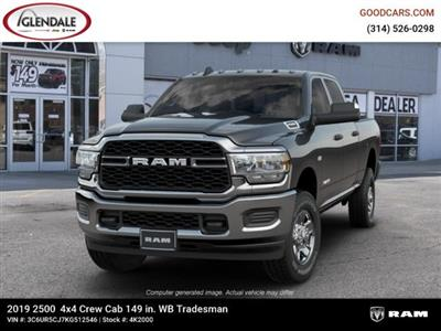 2019 Ram 2500 Crew Cab 4x4,  Pickup #4K2000 - photo 7