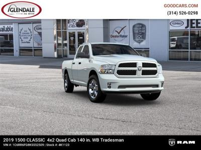 2019 Ram 1500 Quad Cab 4x2,  Pickup #4K6008 - photo 12
