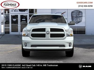 2019 Ram 1500 Quad Cab 4x2,  Pickup #4K6008 - photo 3